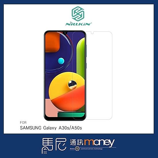 NILLKIN Amazing H 防爆鋼化玻璃貼/SAMSUNG Galaxy A30s/螢幕保護貼/高透光/耐刮膜【馬尼】