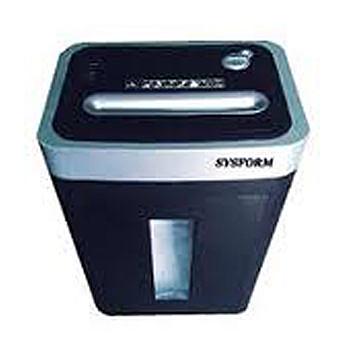 【免運】西德風 SYSFORM G1T A4 超靜音短碎狀碎紙機(4x40mm)