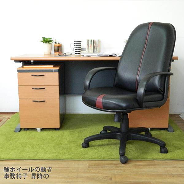 桌椅組【時尚屋】CD150HF-33木紋辦公桌櫃椅組Y699-16+Y702-1+FG5-HF-33/DIY組裝/台灣製/電腦桌