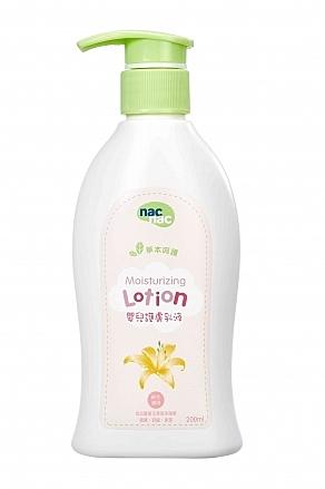 【愛吾兒】Nac Nac 草本呵護 嬰兒護膚乳液 200ml