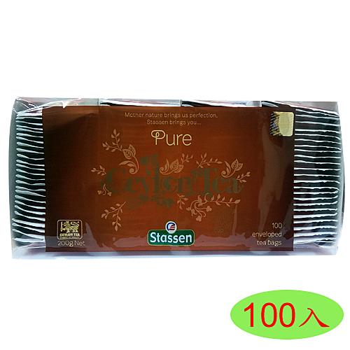 【奇奇文具】司迪生Stassen 2g 袋裝防潮包 精選紅茶(1盒100包)