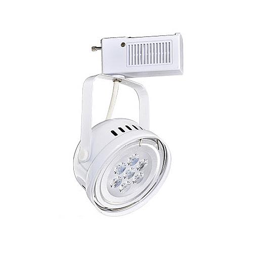 【燈王的店】LED 7W 軌道燈 白框  白光/6000K  黃光/3000K ☆ TYL708W-7W
