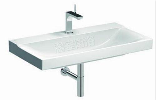 【麗室衛浴】德國KERAMAG  Xeno2系列  90 x 48cm  單孔 127090000