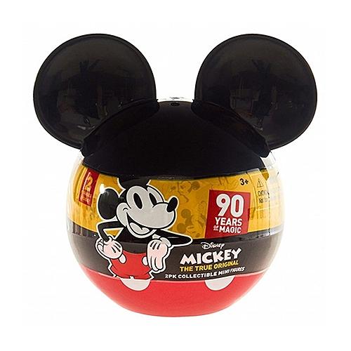 《 Disney 迪士尼 》米奇90週年小公仔驚喜組(隨機出貨)╭★ JOYBUS玩具百貨