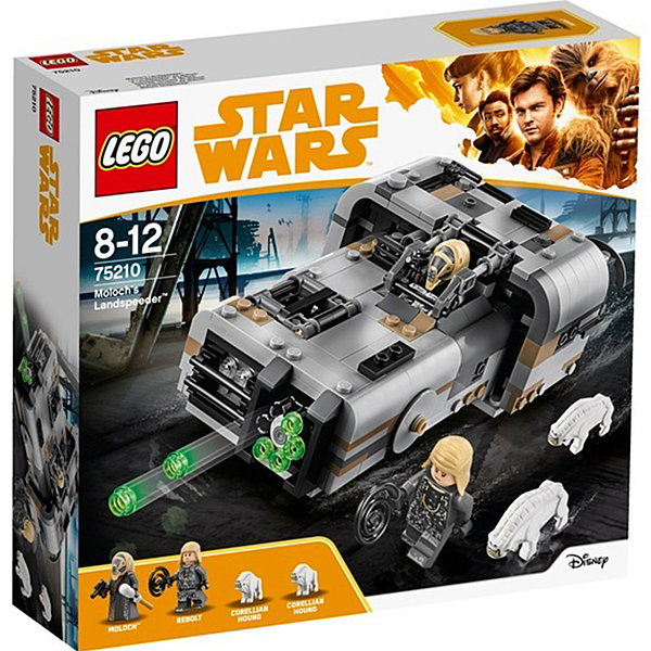 樂高 LEGO 星際大戰 75210 Moloch's Landspeeder