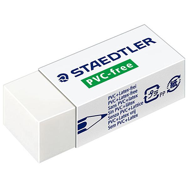 施德樓 MS525 B30 PVC-FREE塑膠擦-小