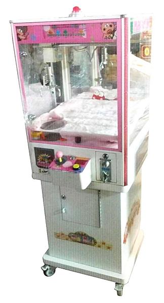 暑假  武馬行136娃娃機 中古迷你娃娃機 抓娃娃機  白色娃娃機 機台租賃 買賣 陽昇國際.