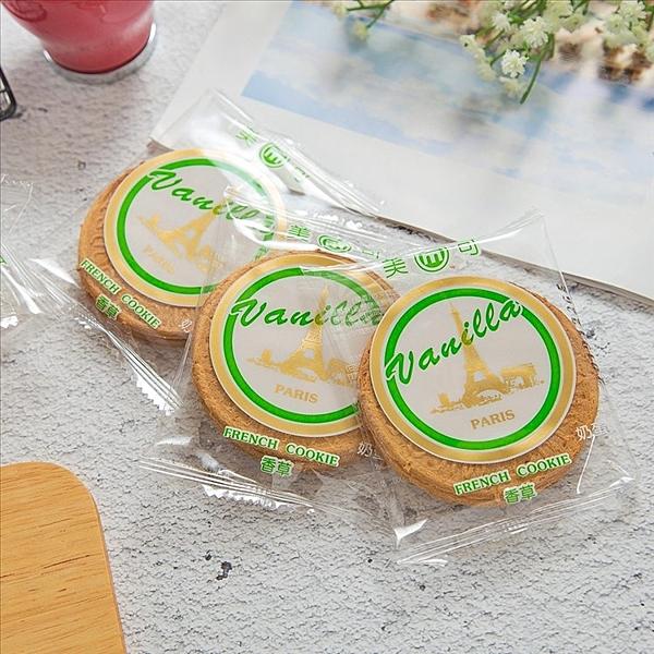 美可法蘭酥夾心-香草 600g【2019070800098】(台灣零食)