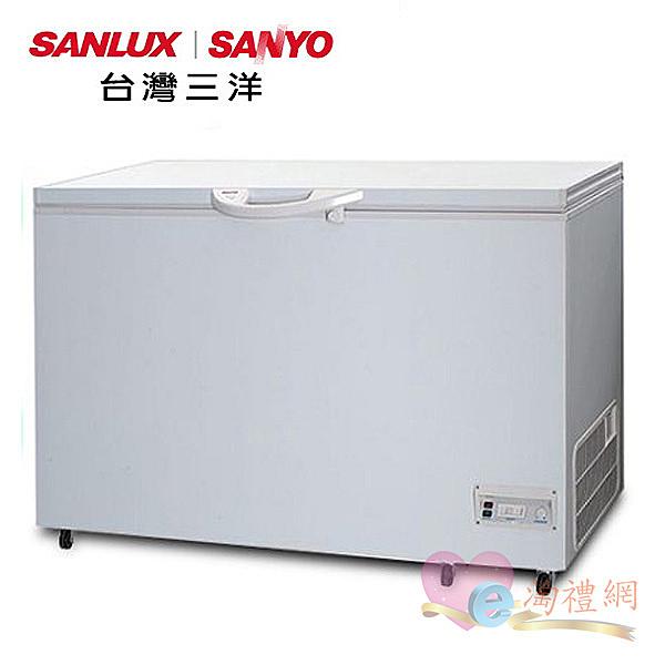淘禮網 SANLUX 台灣三洋 602公升環保冷凍櫃 SCF-602T