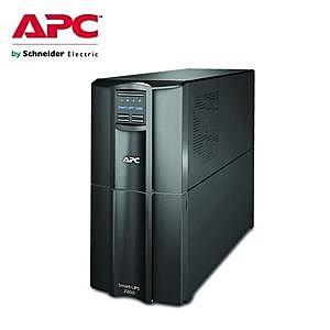 【綠蔭-免運】APC SMT2200TW Smart-UPS 2200VA LCD 120V 在線互動式UPS