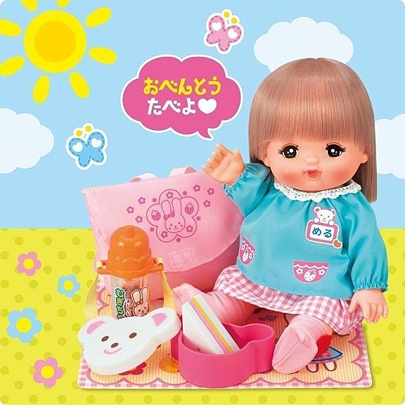 日本PILOT 小美樂娃娃 野餐組(不含娃娃)  PL51412 原廠公司貨