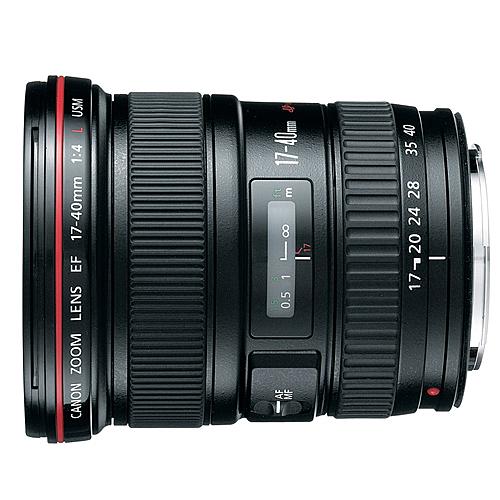 24期零利率 Canon EF 17-40mm f/4L USM 變焦鏡頭 公司貨