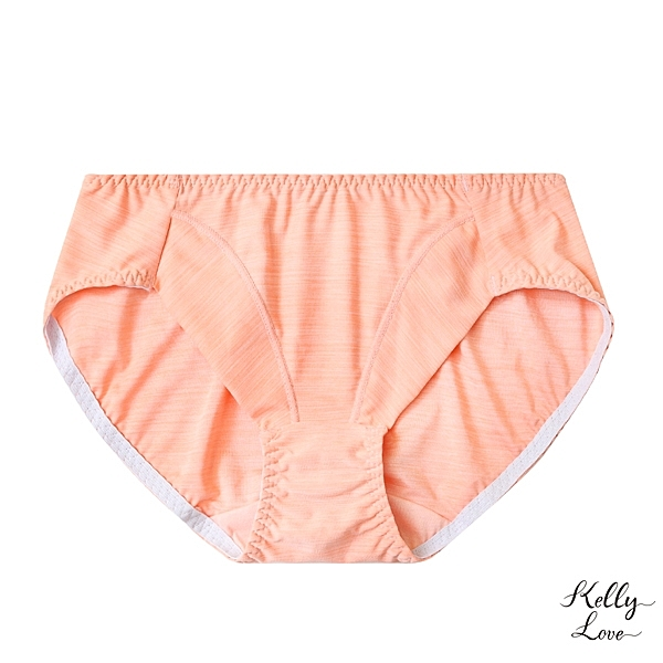 加購內褲下標區 【60466-凱蒂橙粉】凱莉愛內衣