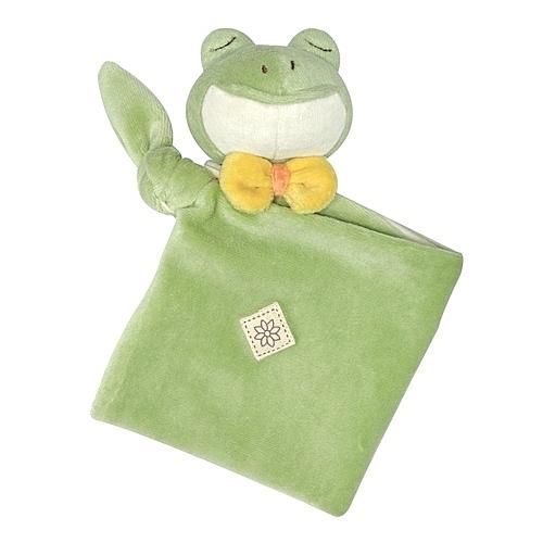 【愛吾兒】美國miYim 安撫巾系列-好夢蛙