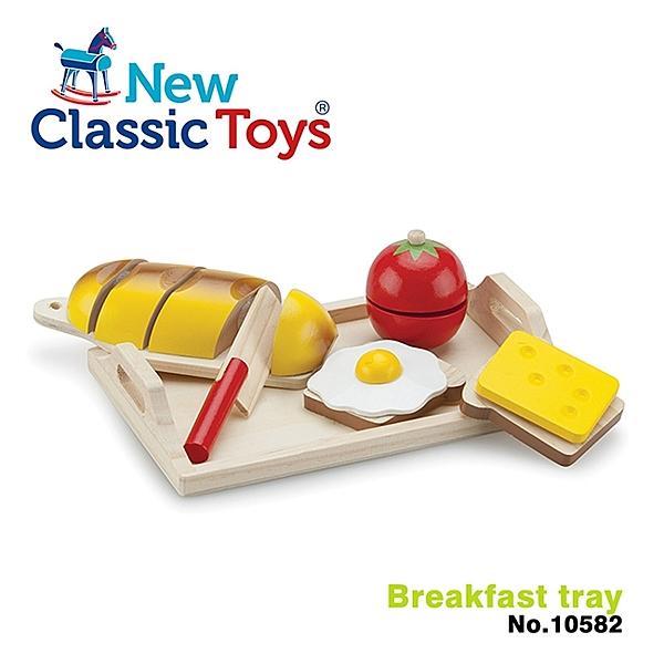 【荷蘭 New Classic Toys】法式早餐切切樂 10582