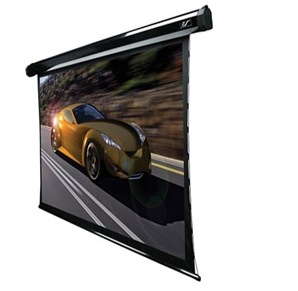 億立 Elite Screens - TE100HR2-E24 頂級弧形高增益背投 張力電動幕 (CineTension2) 系列