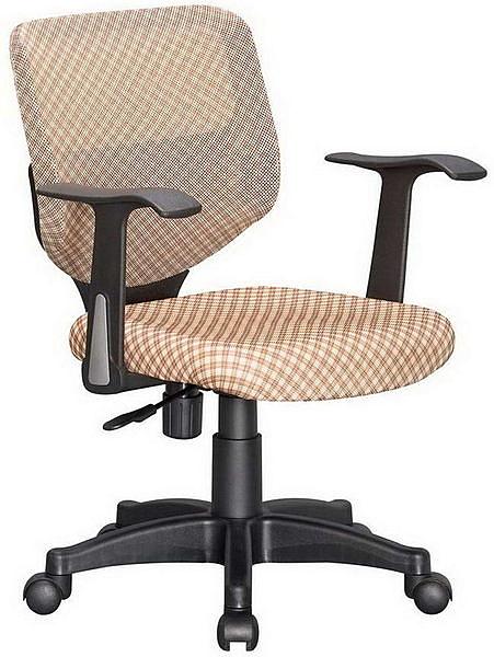 HP364-02 網背椅CS-066/方格網+三明治布墊