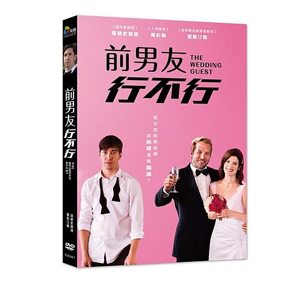 【停看聽音響唱片】【DVD】前男友行不行