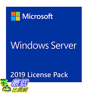 [8美國直購] 暢銷軟體 Microsoft Server 2019 Device CAL 1pk