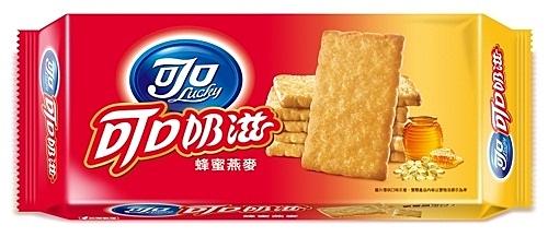 可口奶滋-蜂蜜燕麥137.5g【合迷雅好物超級商城】