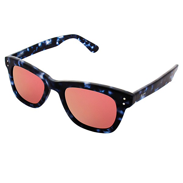KOMONO CRAFTED工藝款手工太陽眼鏡 Allen-夕陽靛藍