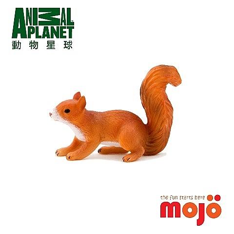 《MOJO FUN動物模型》動物星球頻道獨家授權 - 松鼠 (跑姿)