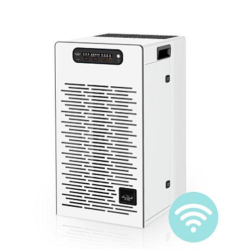BOSSWELL 博士韋爾 WIFI雙重電離可水洗空氣清淨機 BS501WIFI