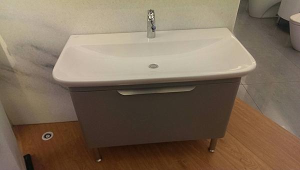 【麗室衛浴】德國 KERAMAG  MY DAY 系列 125400  面盆含浴櫃  100 см