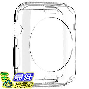 [美國直購] Spigen SGP11484 透明 手錶殼 保護殼 Liquid Crystal Apple Watch Case for Apple Watch 38mm (2015)