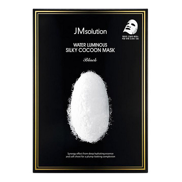 JMsolution白蠶絲精華面膜 35mlx10片 Vivo薇朵