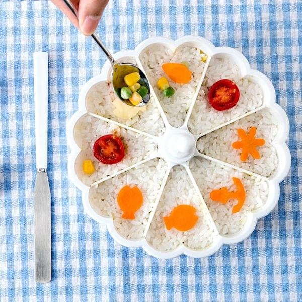 [超豐國際]米飯模具兒童飯團壽司便當工具 創意廚房用品烘焙蛋糕磨