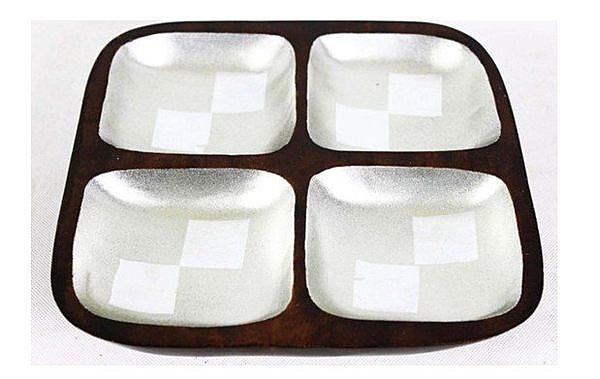 泰式風情 擺件 工藝品 託盤