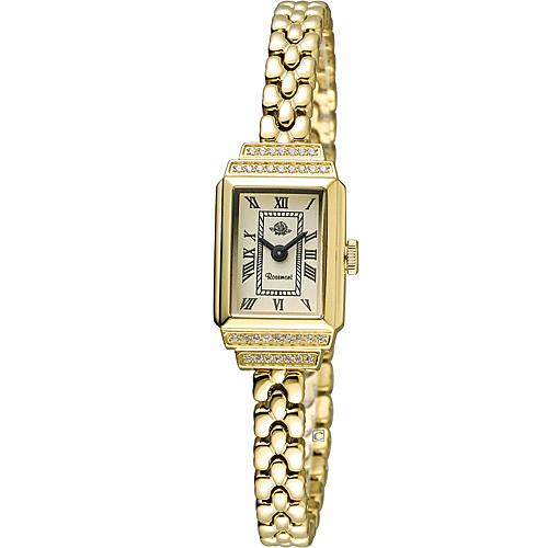 玫瑰錶 Rosemont 骨董風玫瑰系列時尚鍊錶 TRS015-07