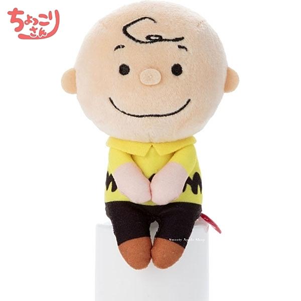日本人氣話題!日本限定 史努比家族  查理布朗  chokkorisan 趣味 寫真 小玩偶