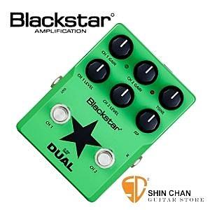 英國Blackstar效果器 LT DUAL 單顆效果器(綠)