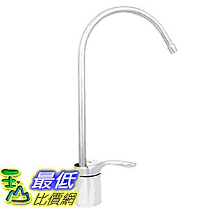 [8東京直購] 美國 Multipure 拉絲不鏽鋼鵝頸水龍頭 通用所有品牌 濾水器