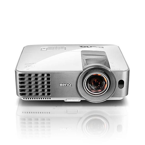 新竹投影機專店【好禮雙重贈】  BenQ MS630ST 短焦節能商務投影機 高流明亮度與對比