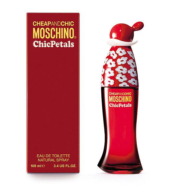 (盒損品-無封膜及中標) MOSCHINO 花舞女性淡香水 30ml (14282)【娜娜香水美妝】