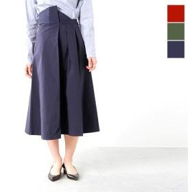 MARECHAL TERRE マルシャルテル アシンメトリーデザインロングスカート Design skirt zmt171sk734  レディース