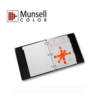 Munsell 孟賽爾 Color Charts for Color Coding【接受預購商品】