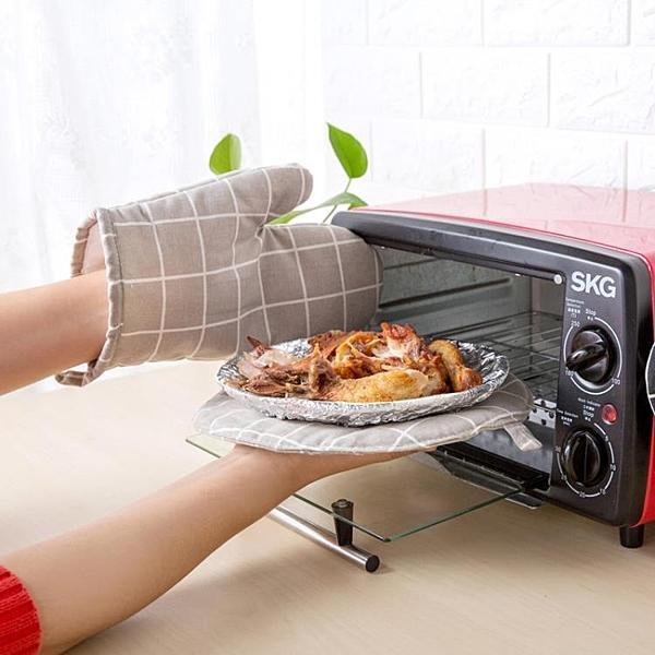 [超豐國際]加厚微波爐隔熱手套 廚房烤箱烘焙專用烘培耐高溫防燙手
