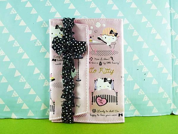 【震撼精品百貨】Hello Kitty 凱蒂貓~造型書套~紫房間【共1款】