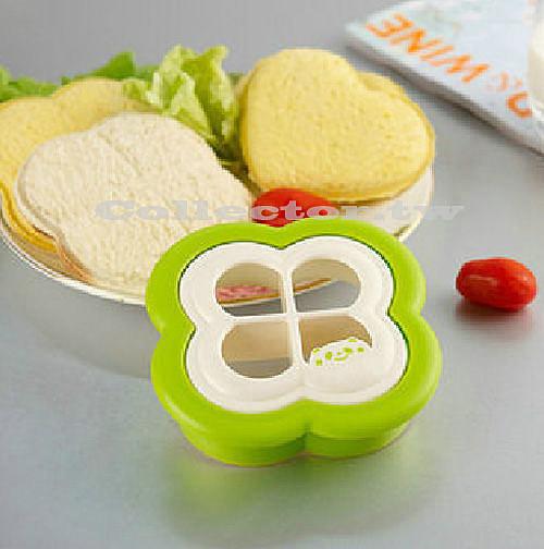 【超取399免運】幸運四葉草三明治模具製作器 Diy三明治模具 口袋麵包製作器