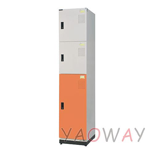 【耀偉】DAHFU大富 KH-393新型多用途收納置物櫃KH-393-4523FG