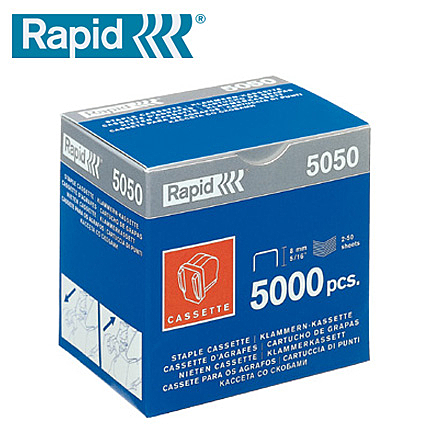RAPID 瑞典 R5050E 電動平針訂書機專用訂書針 21001-0112  / 3入組