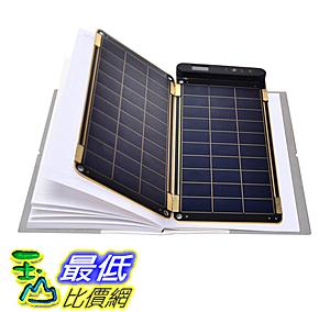 [106美國直購] YOLK YKSP 太陽能 充電器 5W Solar Paper Worlds Thinnest and Lightest Portable