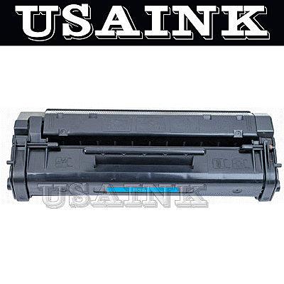 USAINK ~ HP C3906F/C3906/3906F/3906 黑色相容碳粉匣 LJ - 5L/5ML/6L/6ML/3100(Fax)