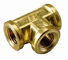 水電材料 水栓 模具 銅接頭 三通 1/8 PT內牙*1/8 PT內牙*1/8 PT內牙