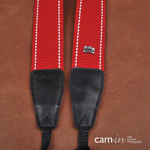 EGE 一番購】CAM-in 經典系列 通用型 相機背帶 肩帶【CAM8043】