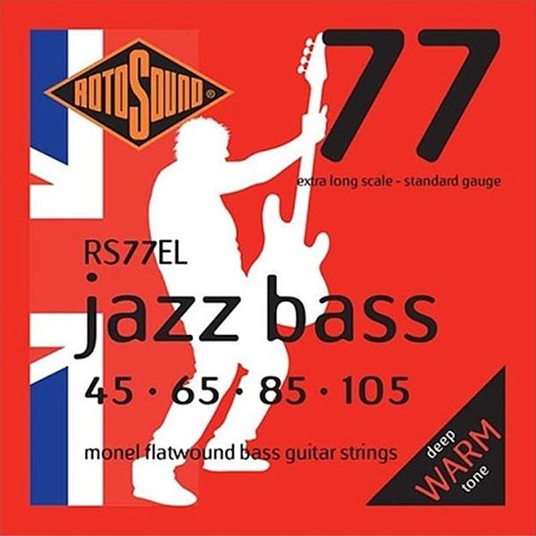 小叮噹的店 英國ROTOSOUND RS77EL (50-110) 電貝斯弦 平滑弦 旋弦公司貨